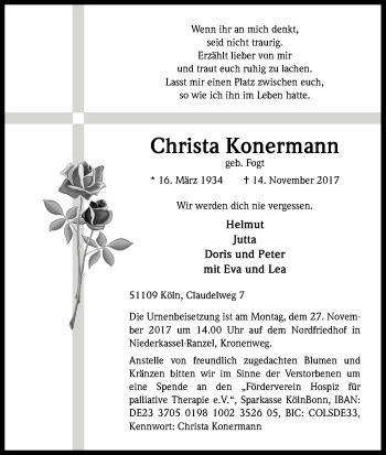 Christa Konermann