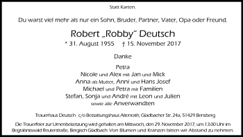 Robert Deutsch