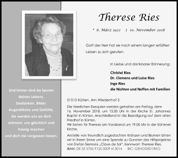 Therese Ries