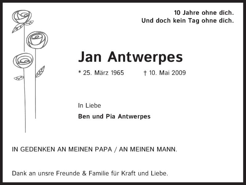 Jan Antwerpes