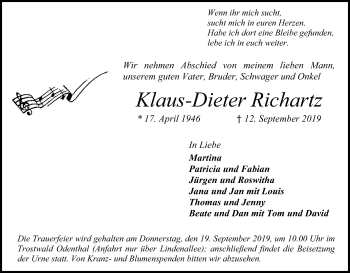 Klaus-Dieter Richartz