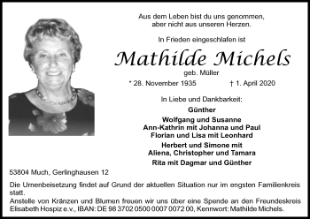 Mathilde Michels