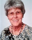 Portrait von Elfriede Schlömer
