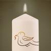 Kerze für Roswitha für